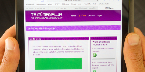 App offers new way to learn Maori